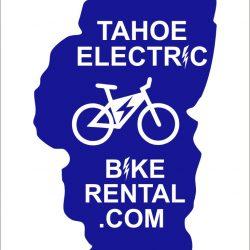 Tahoe Electric Bike Rental